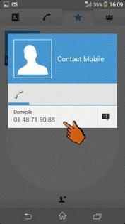 numero de telephone de sony