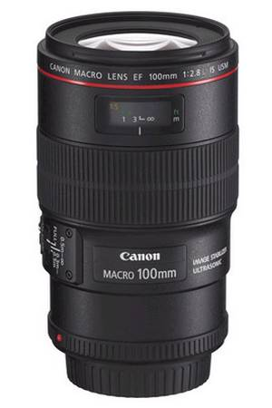 objectif photo canon