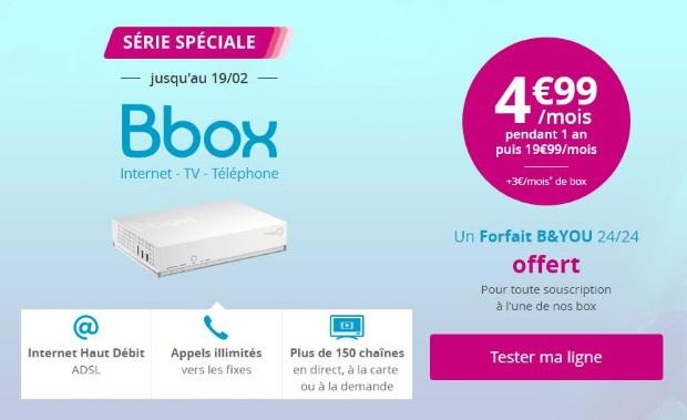 offre box internet