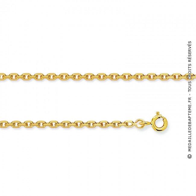 or jaune 9 carats