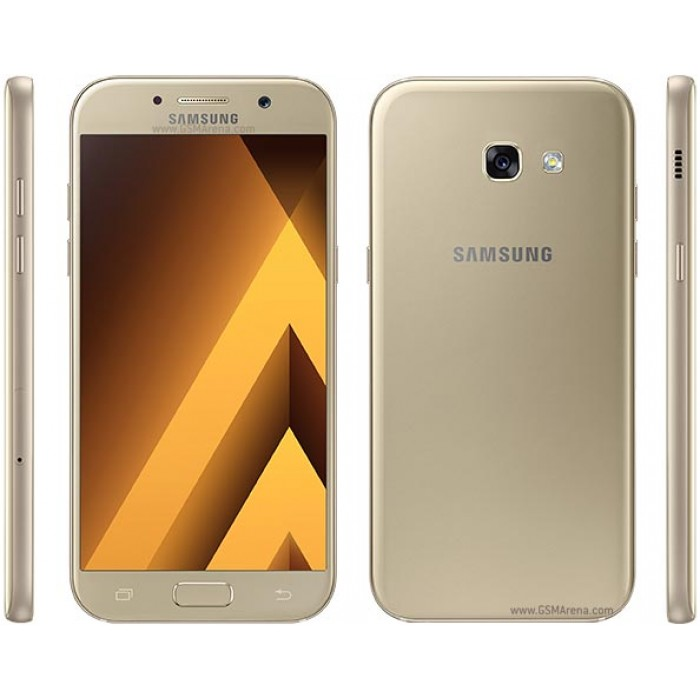 orange samsung a5 2017