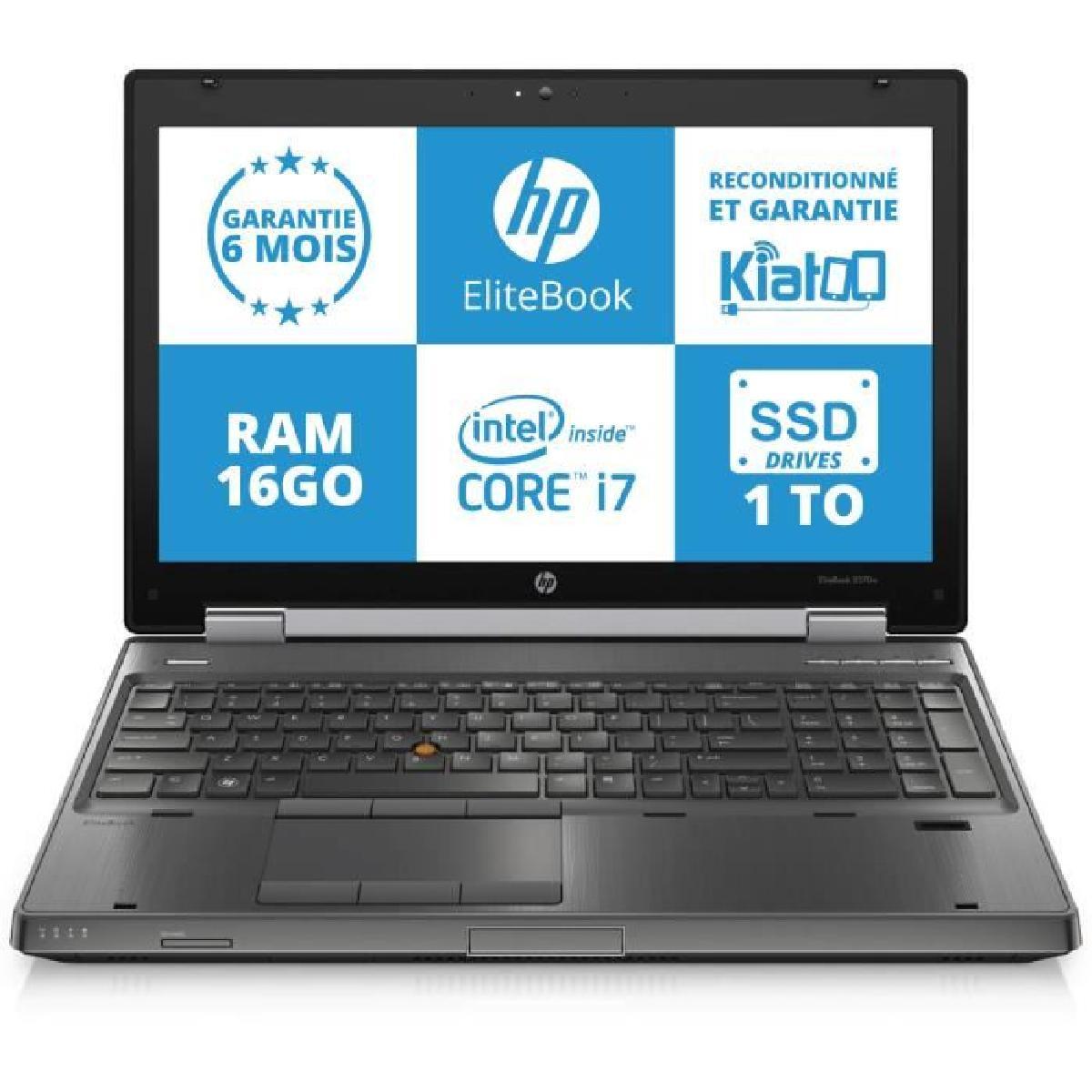 ordinateur 16go ram
