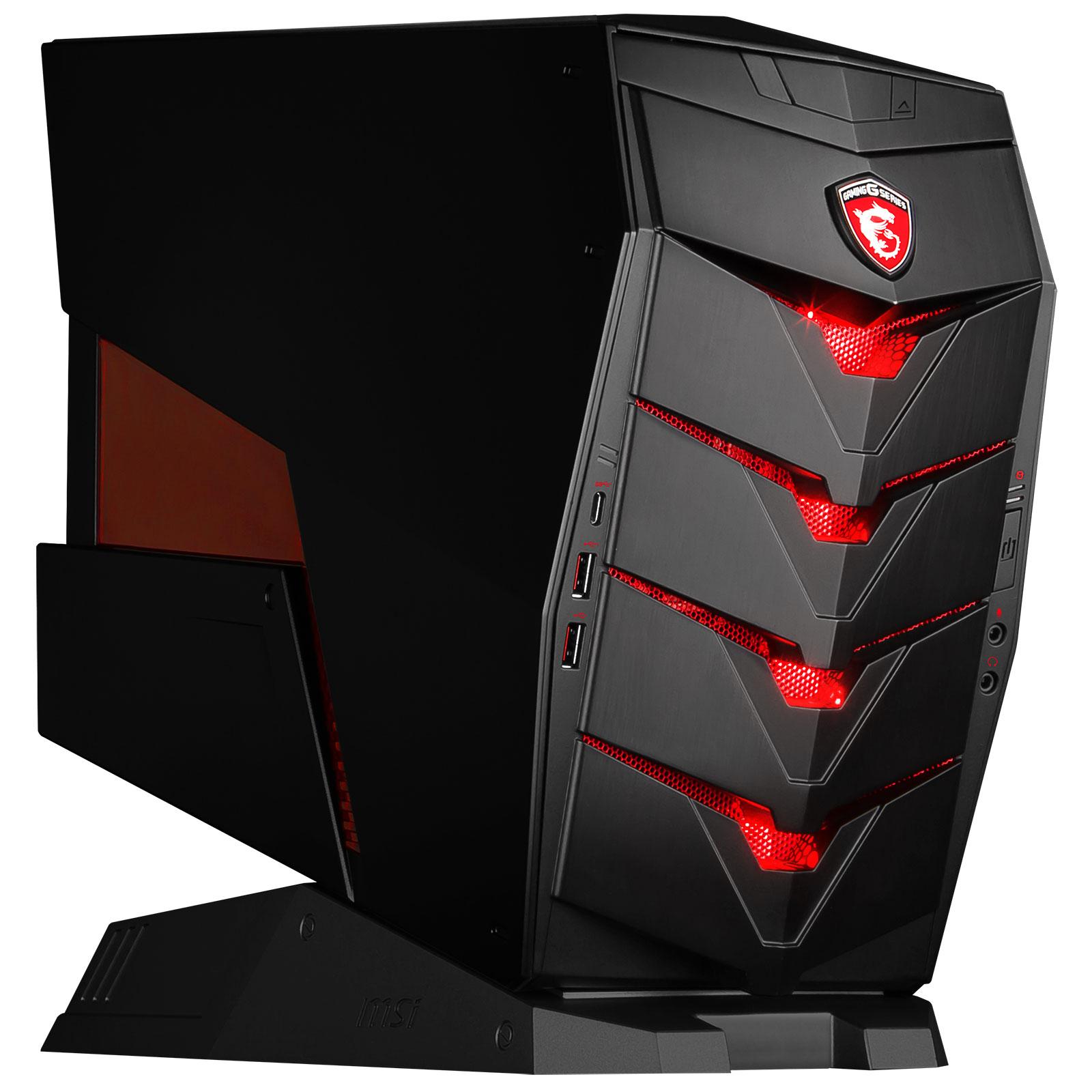 ordinateur gaming msi