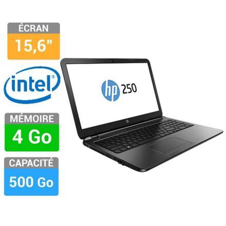 """ordinateur portable 15"""" hp 250 g3"""