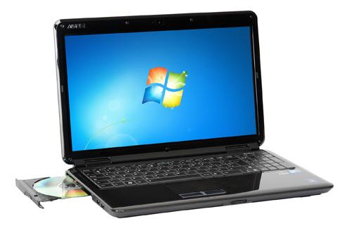 ordinateur portable avec windows 7