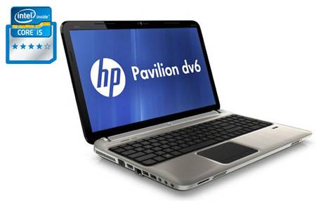 ordinateur portable hp dv6