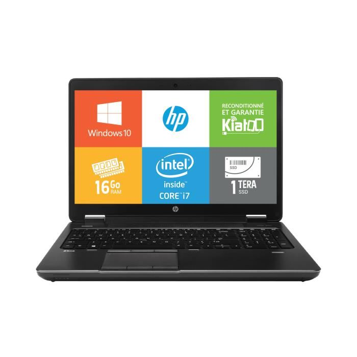 ordinateur portable i7 ssd 15''