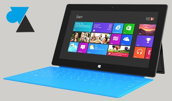 ordinateur windows 8