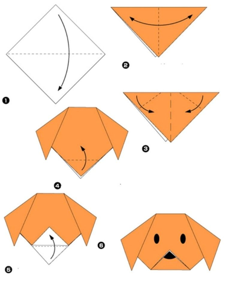 origami simple