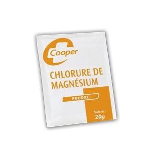 ou du chlorure de magnésium