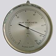 ou  un hygrometre