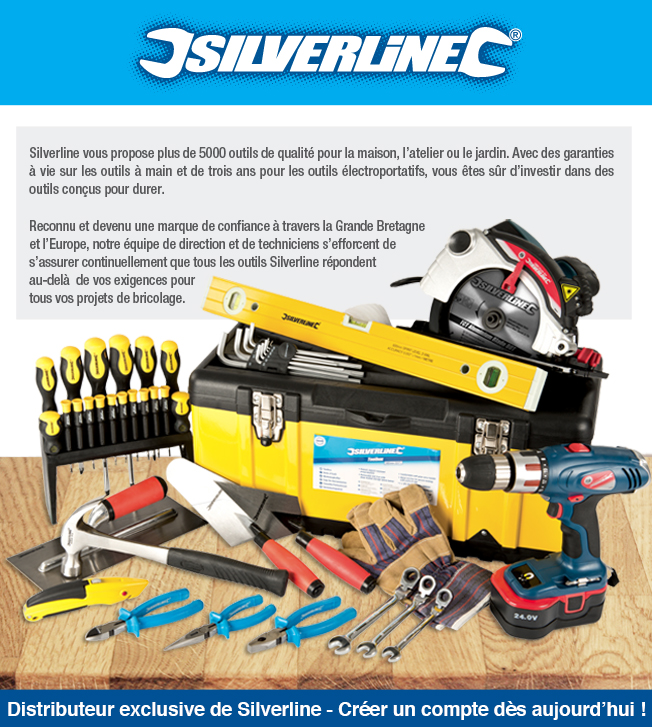 outils silverline
