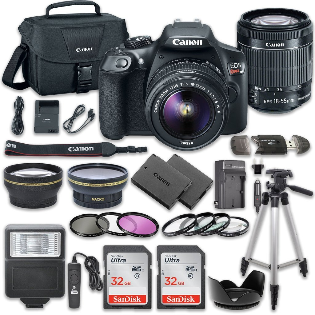 pack canon eos