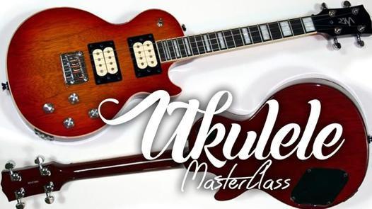 pack ukulele electrique