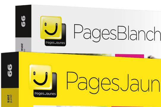 pages blanches portable