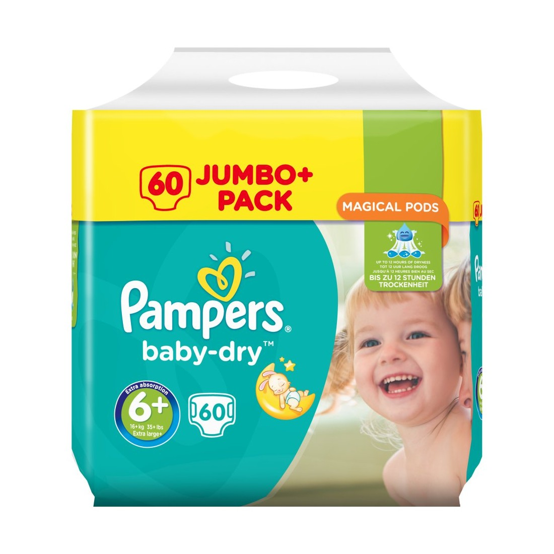 pampers jumbo pack