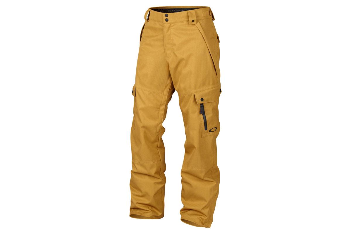 pantalon ski homme kaki