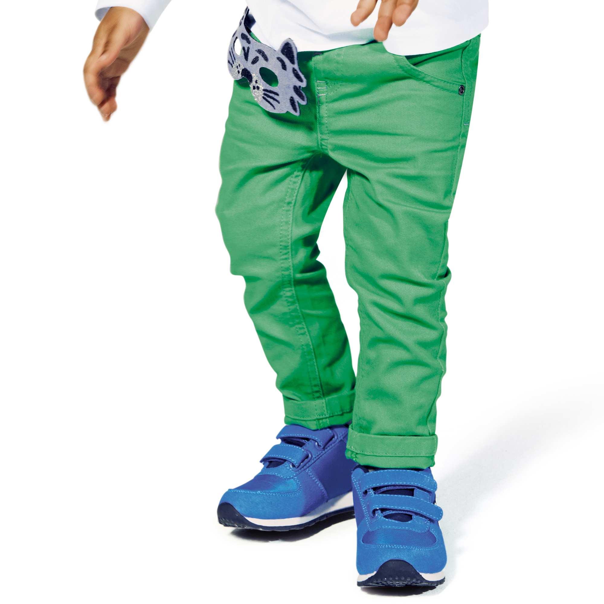 pantalon vert garcon