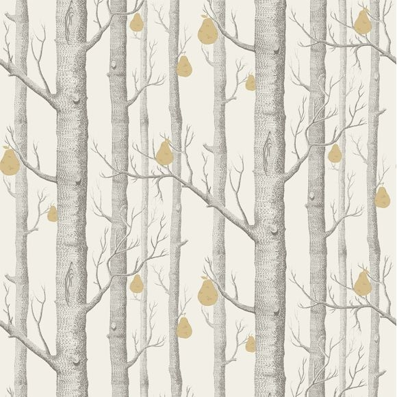 papier peint arbre