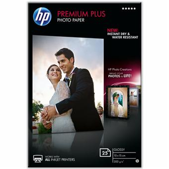 papier photo pour imprimante hp