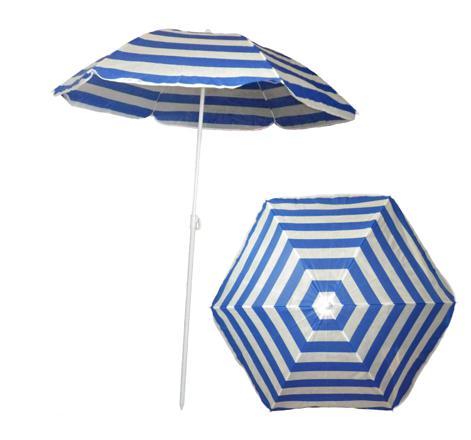parasol de plage solide