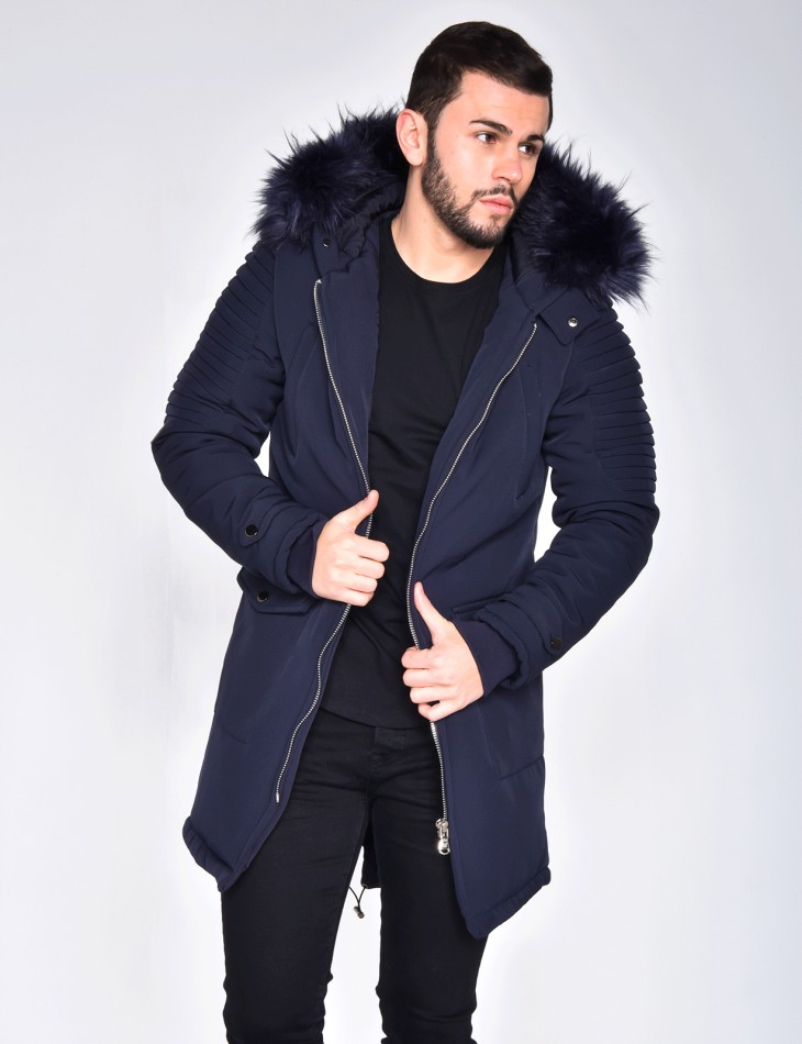 parka homme project x