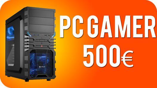 pc gamer a 500