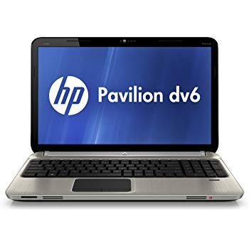 pc portable hp pavilion dv6