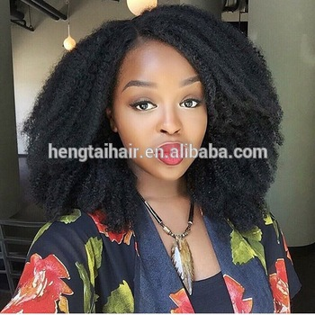 perruque afro naturel pas cher