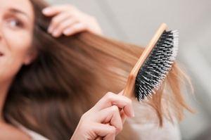 perte de cheveux journalière