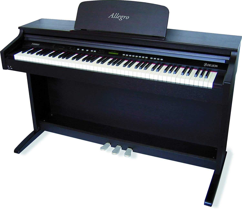piano numérique delson