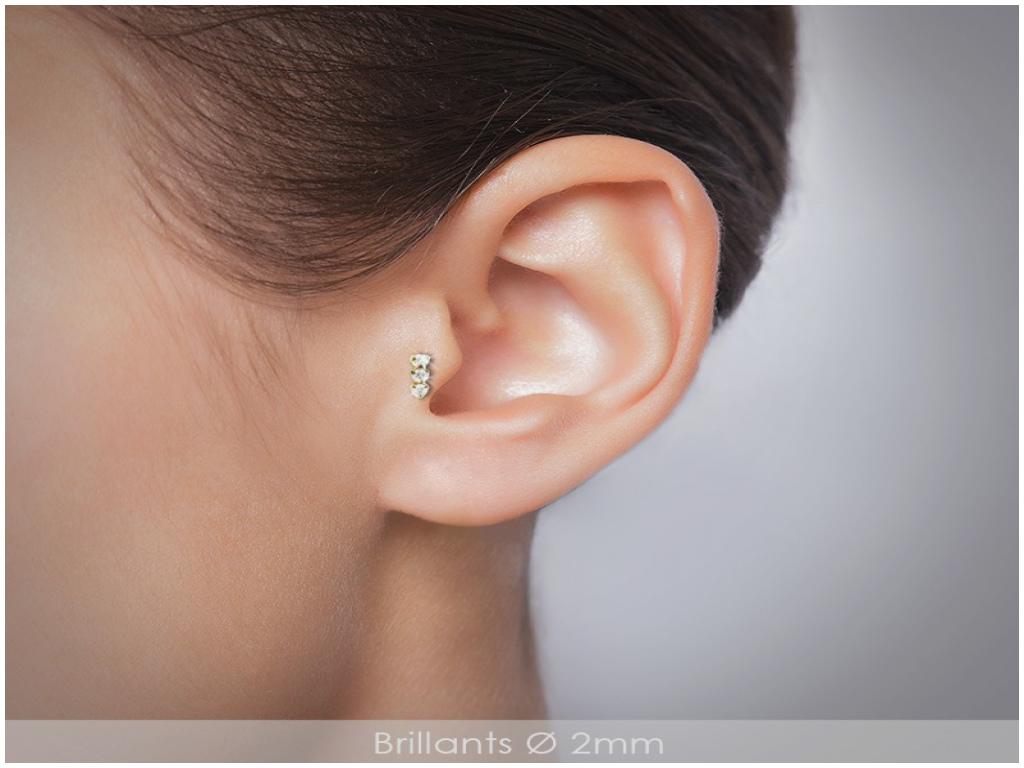 piercing tragus bijoux
