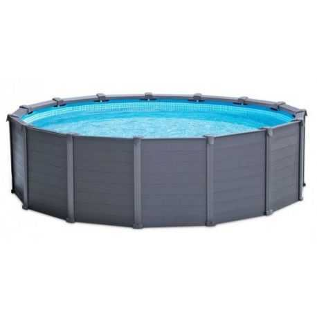 piscine graphite intex