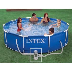 piscine hors sol tubulaire ronde