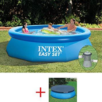 piscine intex avec pompe