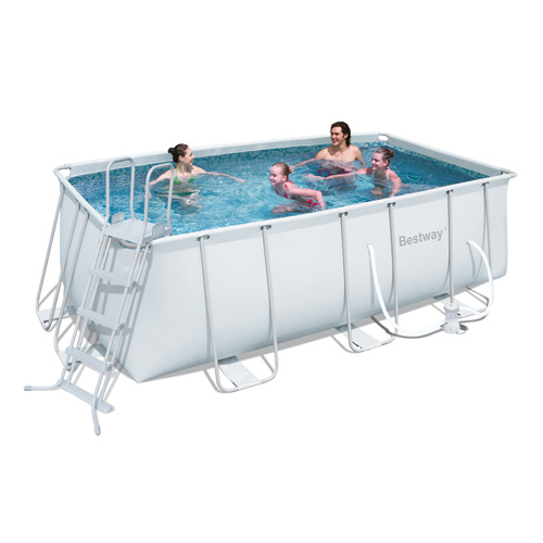 piscine tubulaire rectangulaire bestway