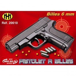 pistolet a bille sur amazon