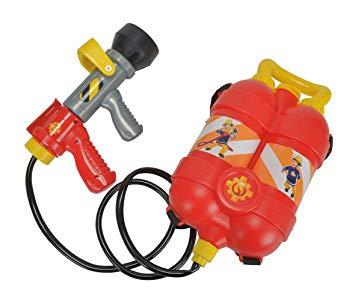 pistolet a eau pompier