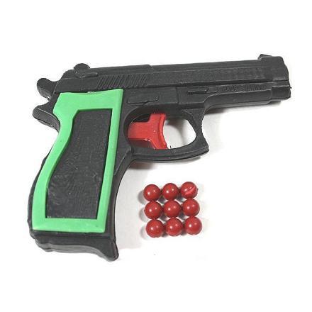 pistolet a grosse bille