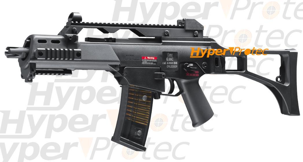 pistolet airsoft electrique pas cher
