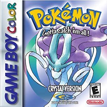 pokemon crystal amazon