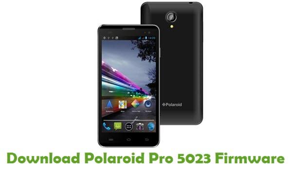 polaroid pro 5023