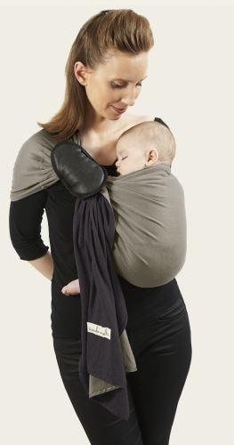 porte bébé écharpe sans noeud