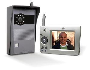 portier video sans fil longue portée