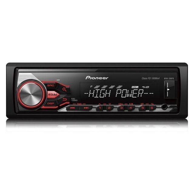 poste audio pioneer
