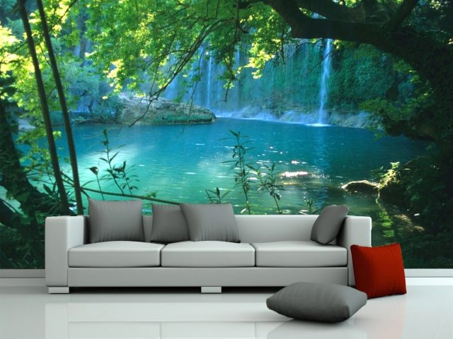 poster mural grand format pas cher