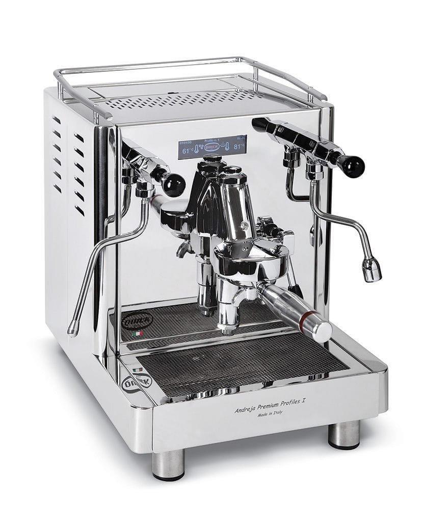 pression machine à café