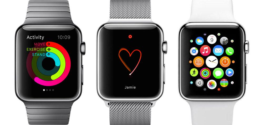 prix montre connectée apple