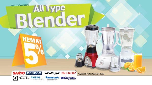 promo blender