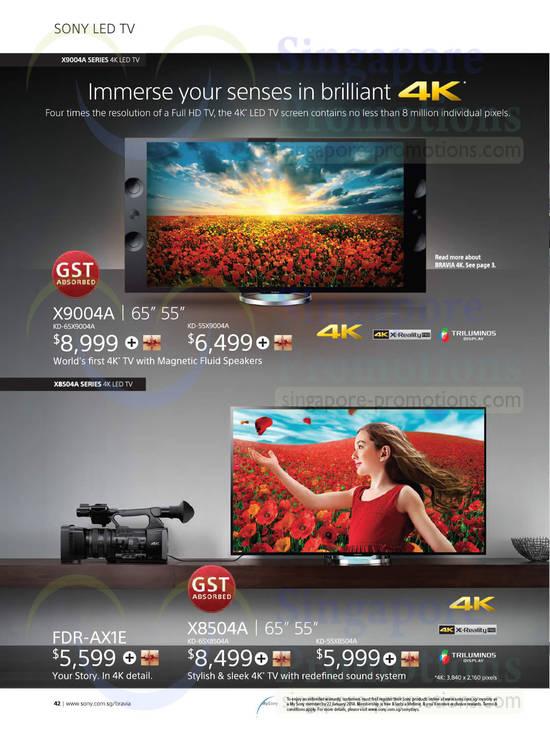 promo tv sony